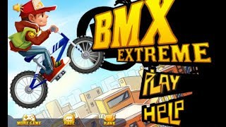 BMX Extreme Bike Racing - Best Bicycle Stunts Game - Sports GamePlay Video HD