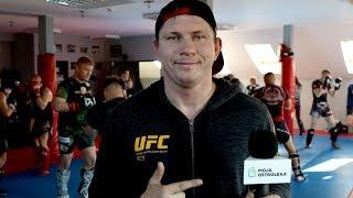 Rozmowa 9-krotnym mistrzem świata w Muay Thai Andreiem Molchanowem