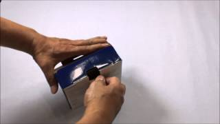 Unboxing of Insignia USB 3.0 Laptop Hard Disk Drive Enclosure
