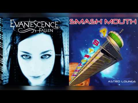 """Bring Me to All Star"" (Mashup) - Smash Mouth x Evanescence"