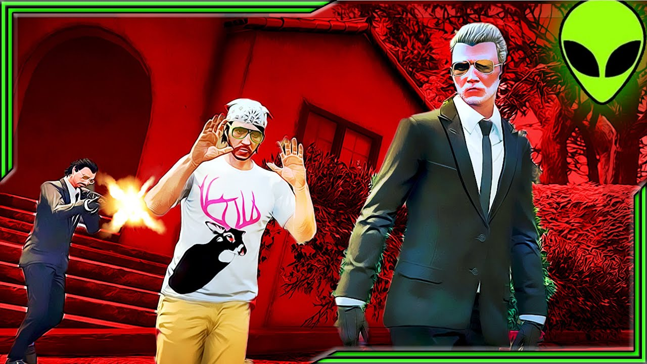 Download GRAND THEFT ALIEN!! Episode #9 - The Kidnapping (GTA 5 CINEMATIC)