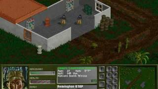 Wages of War : The Business of Battle PC Gameplay
