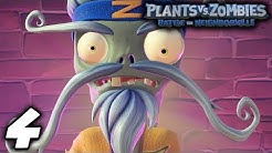 ZEN-SENSEI MEISTER - Plants vs Zombies Battle for Neighborville Gameplay Part 4 Deutsch