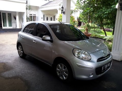 2012 Nissan March XS 1.2 (mesin, interior, exterior)