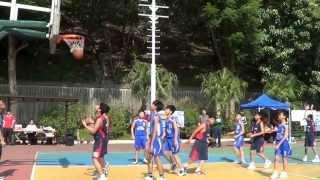 2013-14東九龍小學籃球邀請賽