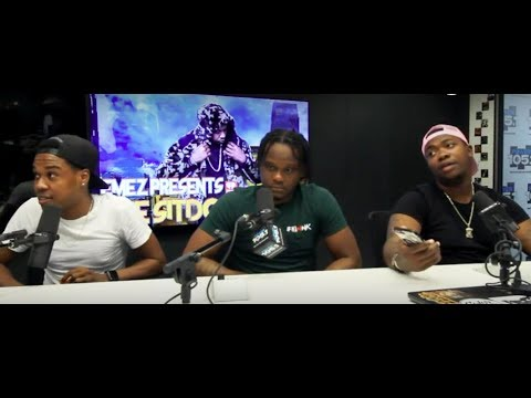 EmEz - Clarity ENT On How They Met, New Music, Throwing $20s & $100s and More!
