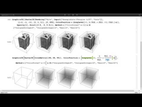 What Is New in Mathematica 3D Graphics