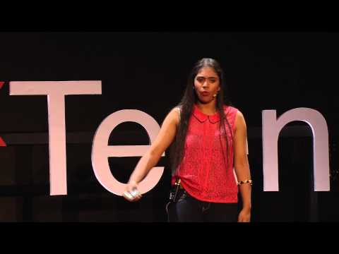 Rethink before you type | Trisha Prabhu | TEDxTeen