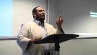 FOSIS Talk: Sheikh Yahya Ibrahim- Prophet Musa 2/6