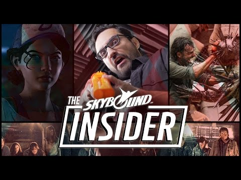 The Walking Dead TV and Video Games! | The Skybound Insider ft. Hector Navarro