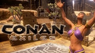 Conan Exiles - SURVIVE in the World of Conan Trailer