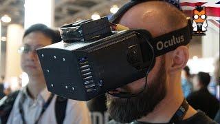 Intel's WiGig Cuts Cords on an Oculus Headset