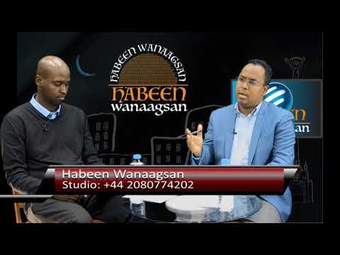 HABEEN WANAAGSAN - FEDERAALKA SOMALIA - KALSAN TV