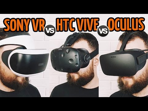 Как выглядит шлем виртуальной реальности