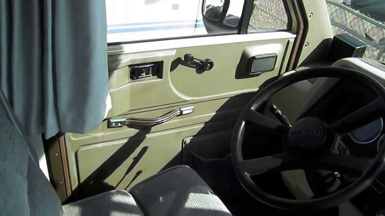 1990 Fleetwood Southwind 30 Class A Youtube Motorhome Fuse Box Chevy