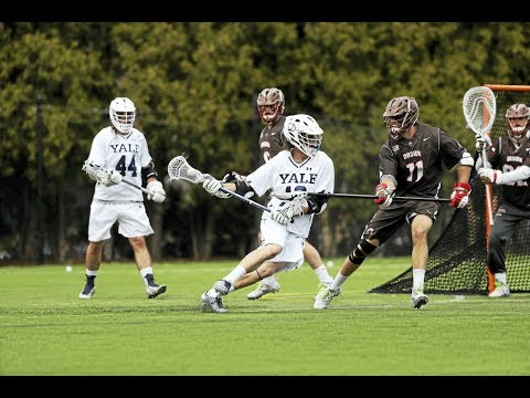 Yale Lacrosse Highlights 2017
