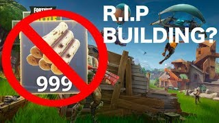 Myth and Ninja React to Epic's Plan to Nerf Building?!? - Fortnite Best Moments