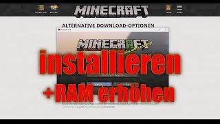 Minecraft + Optifine installieren! & RAM erhöhen! | Tutorial | ThePhill