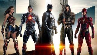Justice League - Full Cast Q&A