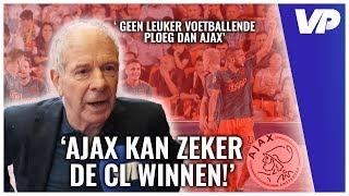GENIETEN van AJAX-TRUCJES: 'Kanshebber op de Champions League!'