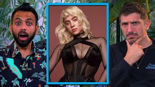 Why Billie Eilish in LINGERIE Made Fat Girls Mad | Andrew Schulz & Akaash Singh