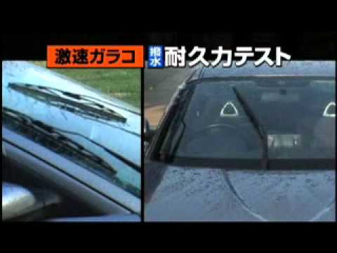 Car Wiper Wash Rain Repellant