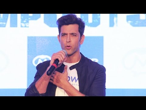Hrithik Roshan's Speech About Depression Will Hit You Right In The Heart