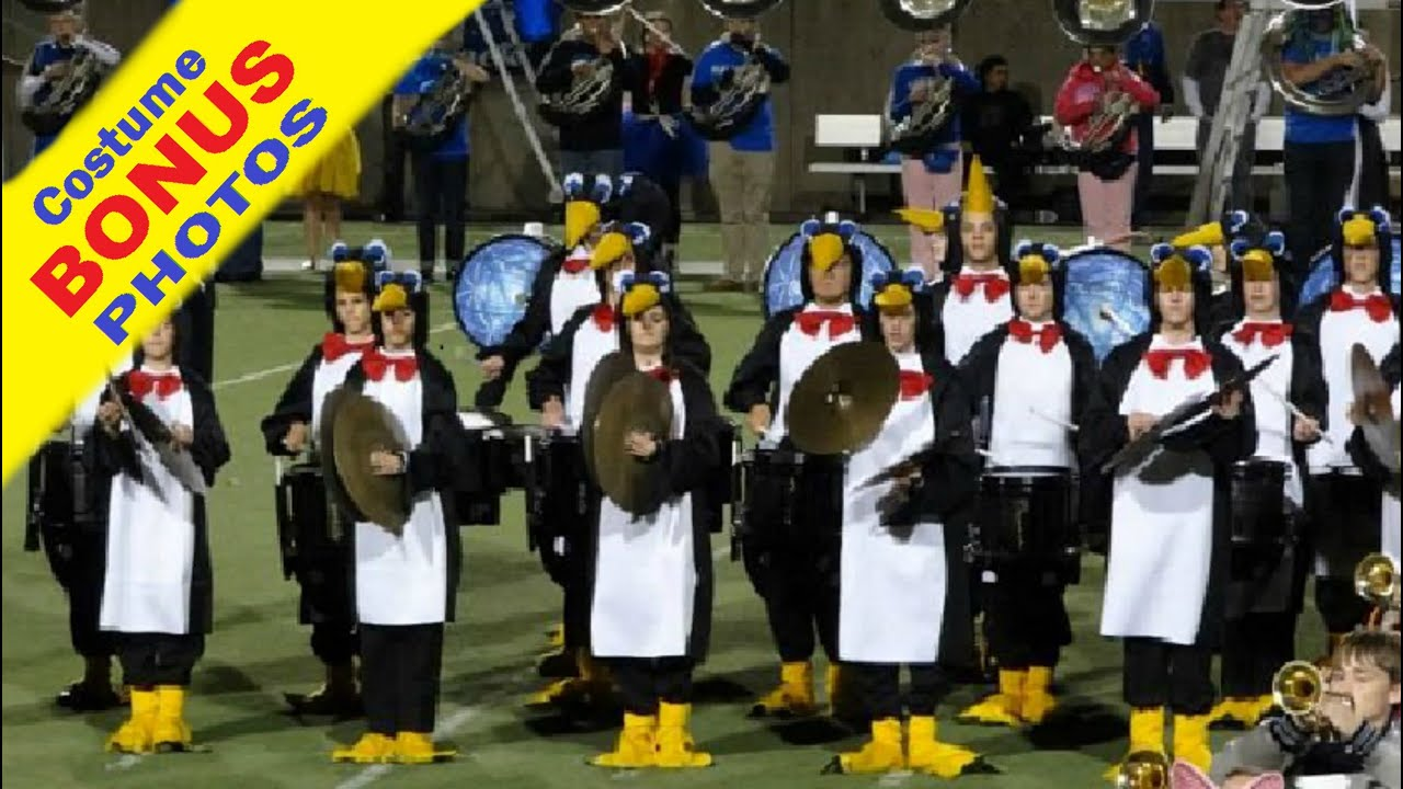 boo bowl largest marching band in america in halloween costumes 2014 allen eagle escadrille youtube - Band Halloween Costumes