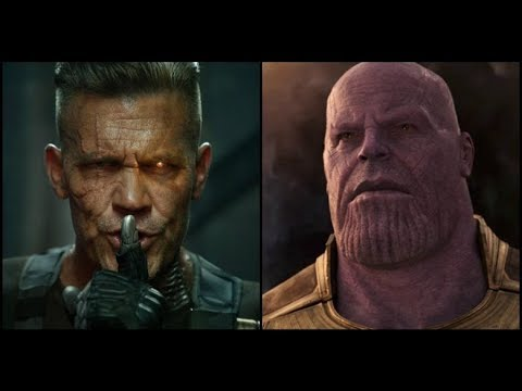Actor Josh Brolin on playing Thanos and Cable in the Marvel MCU - Avengers Infinity War Red Carpet