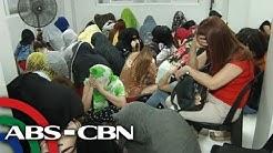 50 babaeng biktima umano ng prostitusyon, nasagip sa QC | TV Patrol