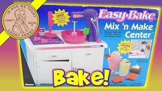 Kenner Easy Bake Mix