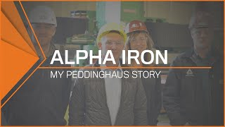 Robotic Welding Meets Steel Plate Processing at Alpha Iron