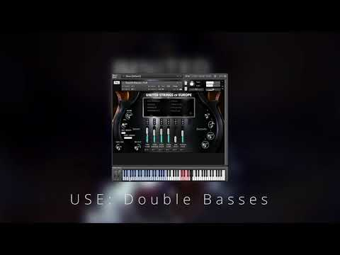 Auddict USE: Double Basses Playthrough Video
