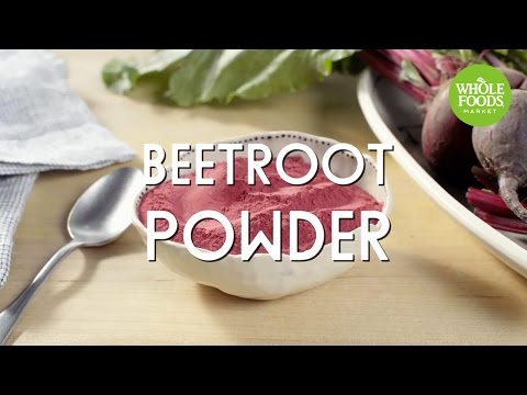 Beetroot Powder | Food Trends | Whole Foods Market