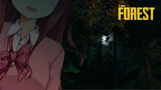 【The Forest】まったりひとり鍋パ