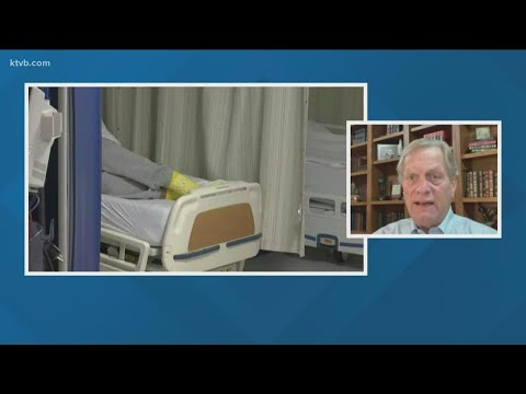 Congressman Mike Simpson weighs in on COVID-19 in Idaho, crisis standards of care