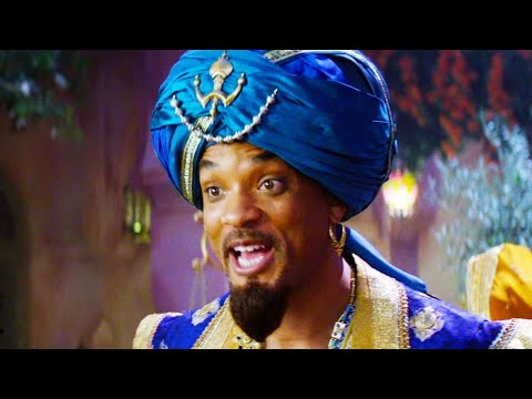 ALADDIN Extended Trailer #3 - Disney Live Action 2019 Movie