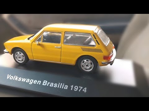 VOLKSWAGEN SAFARI 1:43 1972 VW