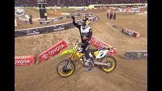 Supercross Rewind: 450 Main Event - Toronto 2014