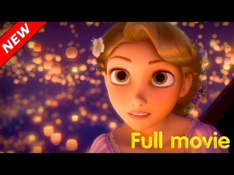 "Tangled (2010) Full"" Movie - Mandy Moore, Zachary Levi, Donna Murphy"