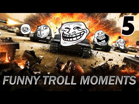 Funny Troll Moments in World of Tanks Blitz #5