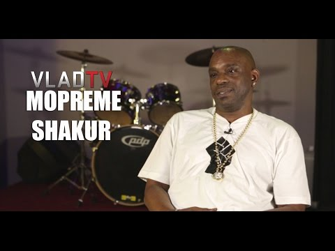 Mopreme Shakur: Some are Lying About Being at 2Pacs Bedside