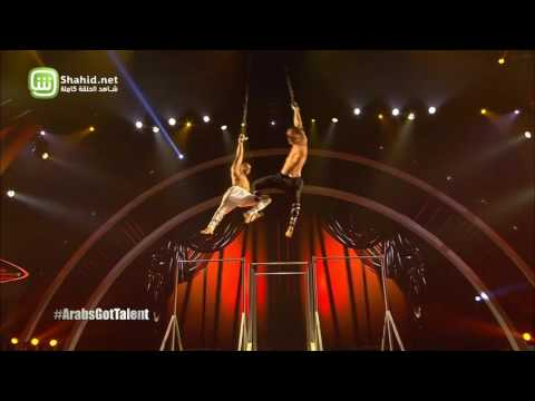 Arabs Got Talent- عرض النهائيات – Bar Generations