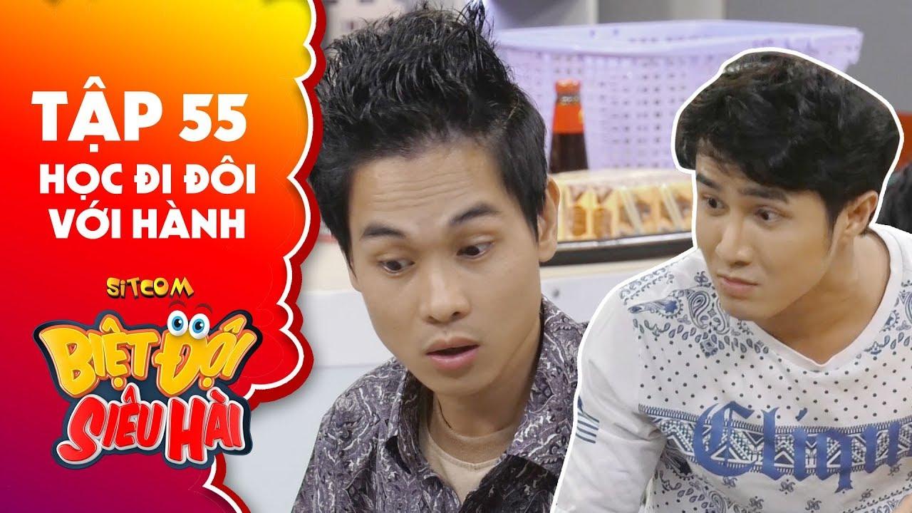 Biệt đội siêu hài   tập 55 - Tiểu phẩm: Huỳnh Lập