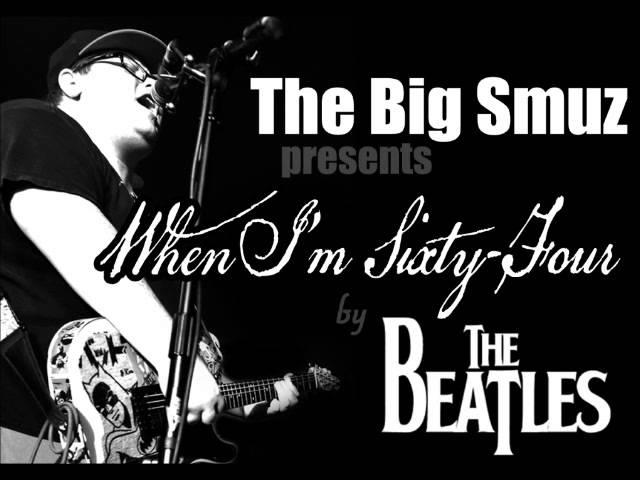 When Im Sixty-Four - The Beatles (acoustic cover)