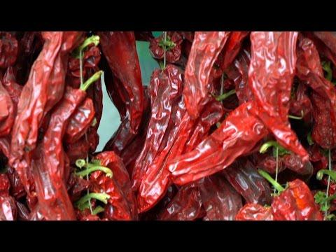 How Does Hot Pepper Make You Feel The Burn?