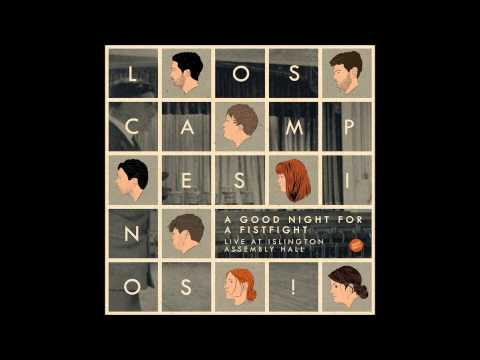 Los Campesinos!  - Heart Swells/100-1; I Just Sighed... (Live At Islington Assembly Hall) mp3