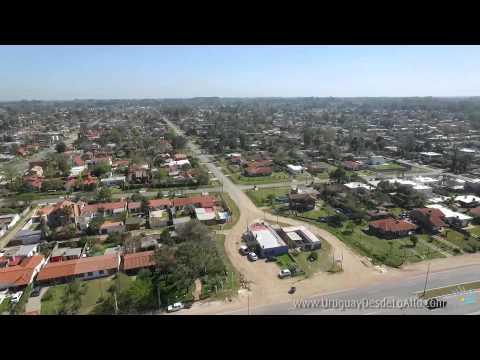 Video aéreo de la Ciudad de la Costa, Canelones, Uruguay desde lo Alto