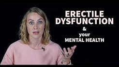 Erectile Dysfunction, Mental Health & Wellbeing | Kati Morton