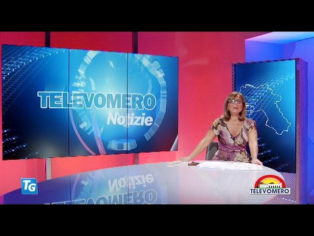 TELEVOMERO NOTIZIE 23 SETTEMBRE 2020 EDIZIONE delle  20 30